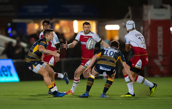 Worcester Warriors vs Northampton Saints, Gallagher Premiership, Sixways Stadium, 21 December 2018