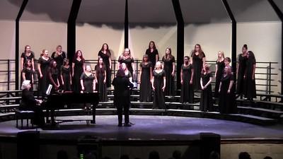 CSHS Choir Fall Concert 10/24/2017