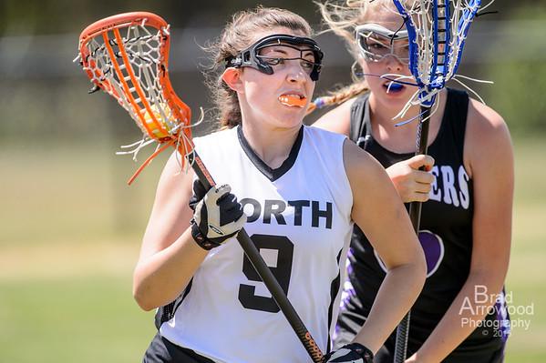 NDHS Womens Lacrosse 2015