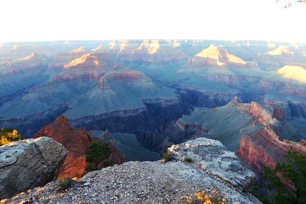Grand Canyon National Park-South Rim, Arizona