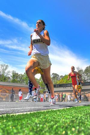 LCS Track @ Carrollton 4-18-09