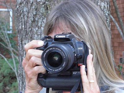 Linda and her Camera