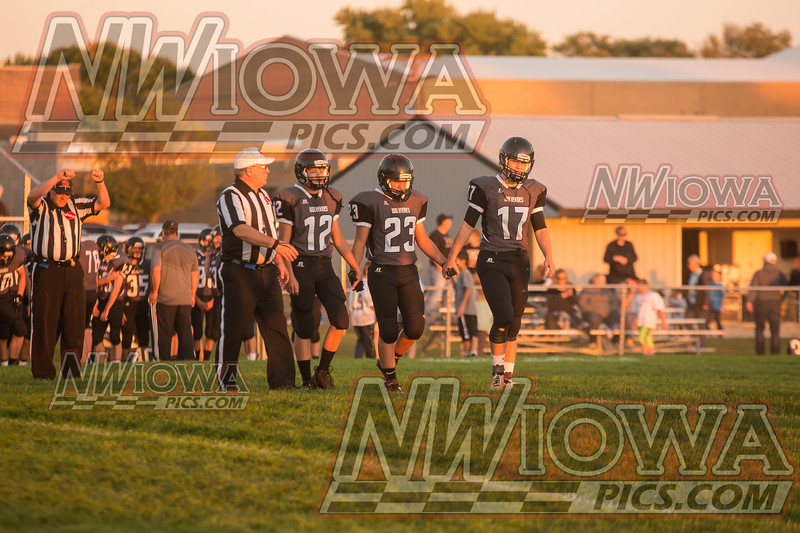 9/30/2017 vs Algona Garrigan