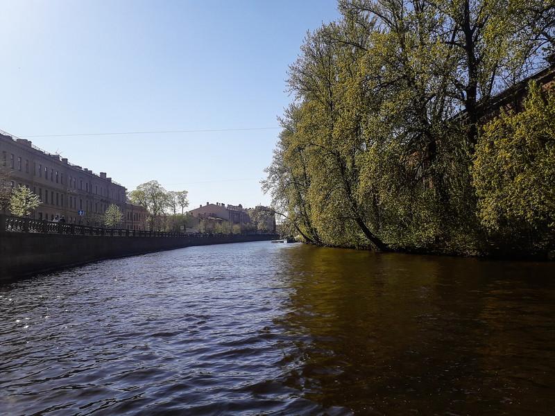Moyka River