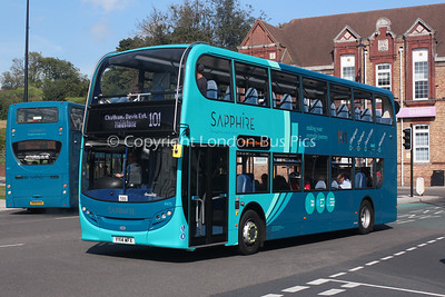 Selection of Enviro 400