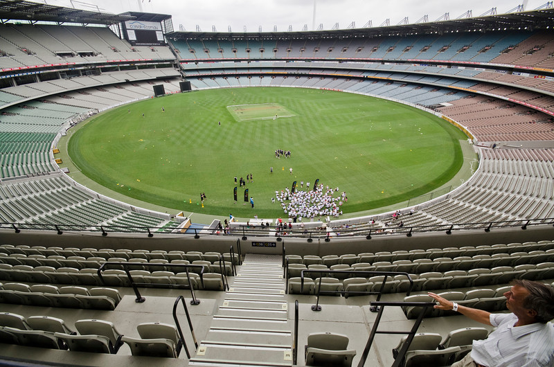 A day of sport