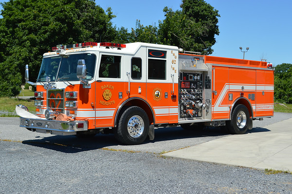 Company 60 - Baker Heights Fire Department