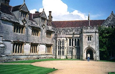 Athelhampton Hall - 1485