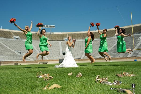 Notre Dame Bassilica Weddings by Steve Toepp