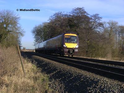East Midlands, 04-01-2013