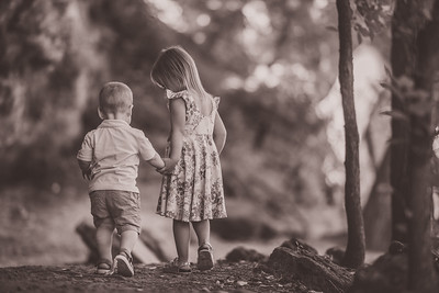 Alex + Emma | Family Portraits