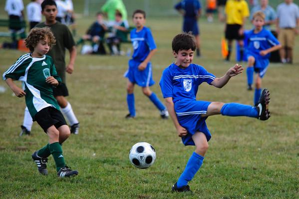 Boys Travel Soccer 2008 - 2009