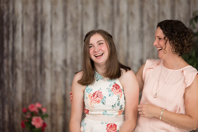 Avery- Kim & Emma - Mom Daughter Mother Family Portrait Studio Rustic Vintage Shabby Sheek Happy Candid Posed Formal Animated Smile Laugh Silly Fun Headshot Teen Teenager Girl Ladies Mommy And Me Teacher Westfield Ma Photo Studio Western Mass New England