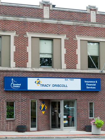 07/26/18 Wesley Bunnell | Staff Tracy Driscoll Insurance and Financial Services in Bristol.