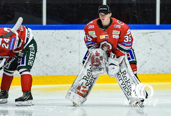 J18 Allsvenskan Södra 2019-03-01: Frölunda HC - Nacka HK