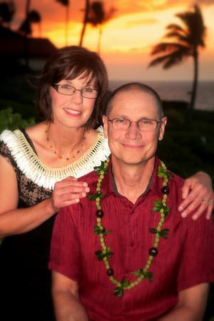 Pam & Brett