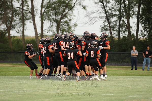 2015 Tornado Football action