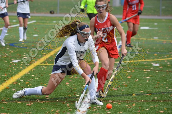 Foxboro - Holliston Field Hockey 11-6-16