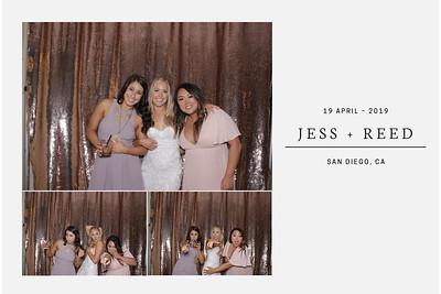 4.19.19 Jess & Reed