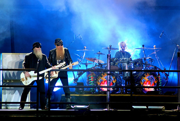 ZZ Top - Riverbend - 06-12-2008