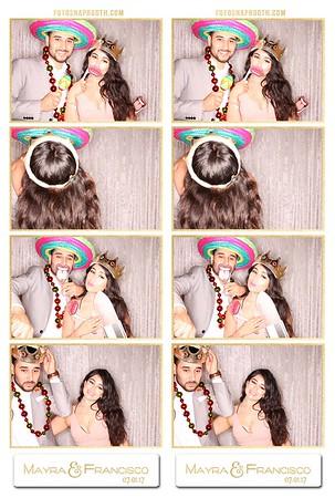 Mayra & Francisco's Wedding 2017