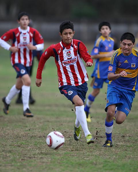 Chivas 98 vs Tigres