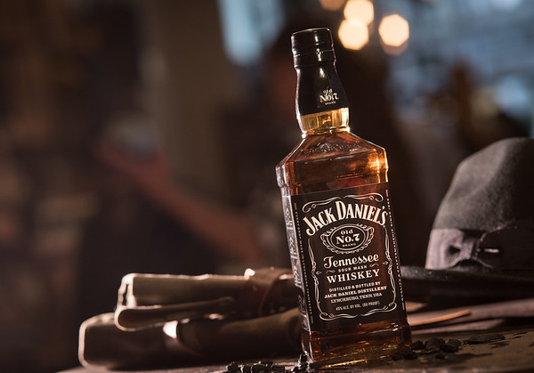 Jack Daniels pop up store | Websize