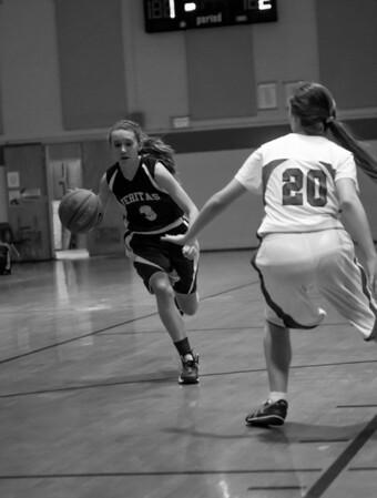 Varsity Girls vs James River Eagles