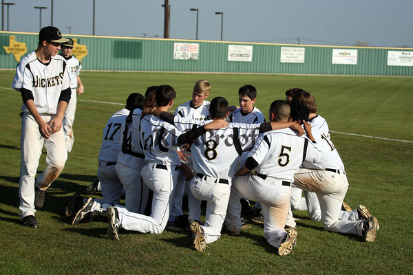 Cleburne JV vs Crowley March 24, 2014