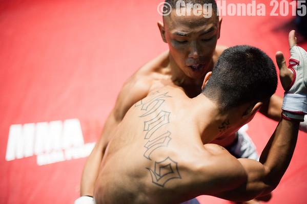 Keoni Chang VS Ricky Ing