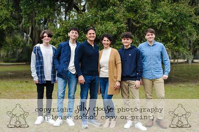 Chapman Family 2020