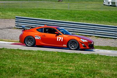2021 SCCA Pitt Race Aug TT Warm 171 Twin
