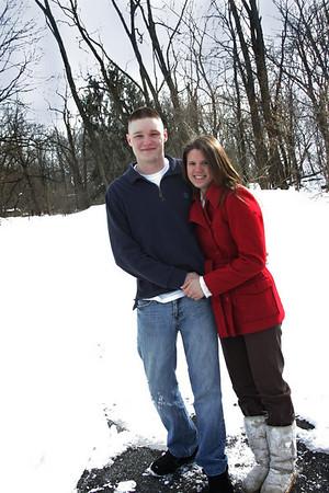 Mary & Dawson Engagement