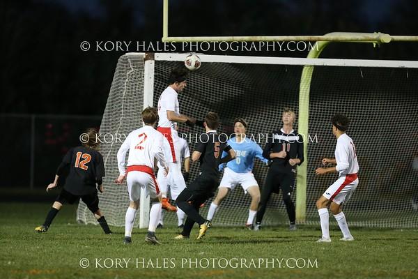 2017 Soccer Season--High School Boys