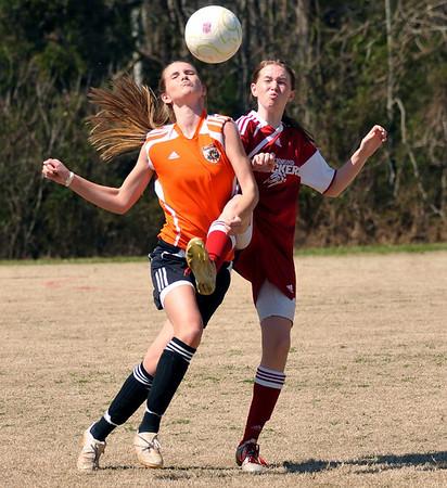 Travel Soccer (Girls) Spring 2010
