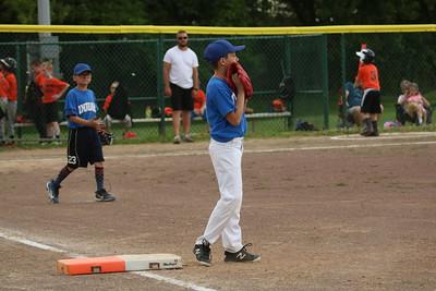 190702 Parma Heights Boy's Baseball 9-10, Kuhn Field