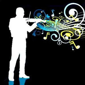 (B2) Violin