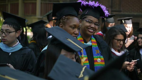 2016 Annenberg School Ph.D. Graduation