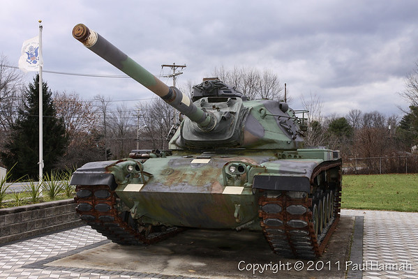 AL Post 1450 - Clifton Park, NY - M60A3