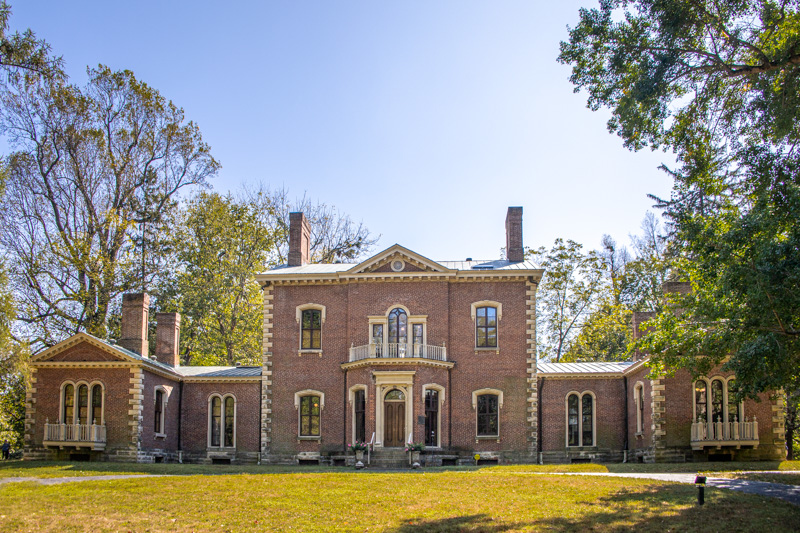 "October 8 - Ashland, the Estate of Henry Clay, The ""Great Compromiser"" and icon of the Senate, Lexington, Kentucky-1.jpg"