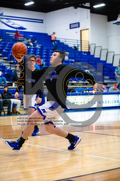 BTHS Basketball vs. Claymont