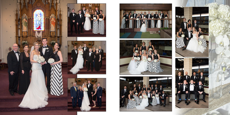 Elise & Nicholas Wedding Album