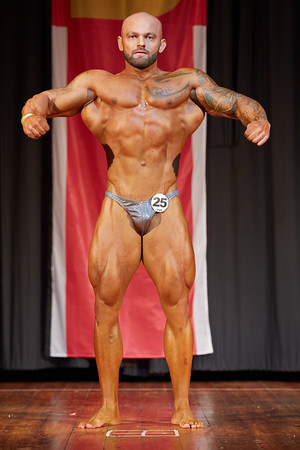 BODYBUILDING UP TO 90 KG AND OVER 90 KG