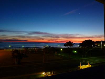 Sunrise at Short Sands Beach Sep 12, 2009