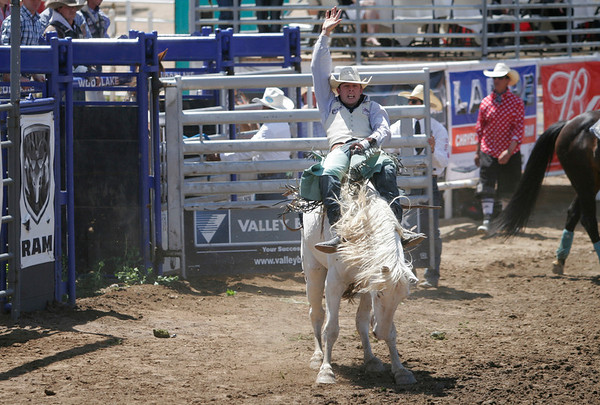 61st Annual Woodlake Lions Rodeo - May 10-11, 2014