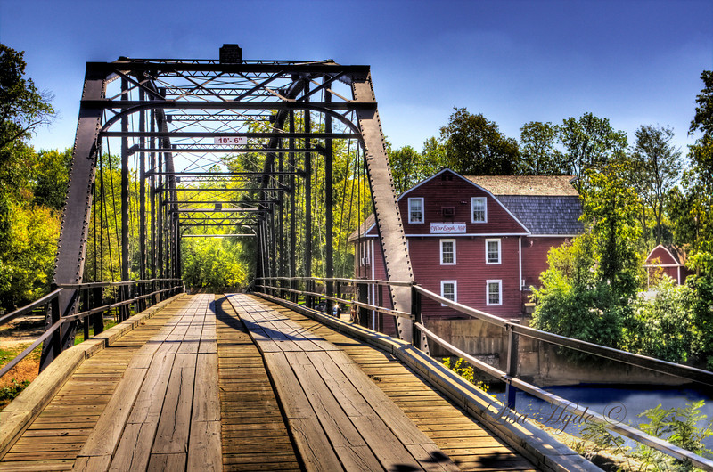 War Eagle Bridge and Mill