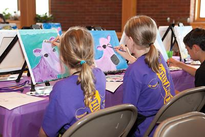 Paint the Purple Cow