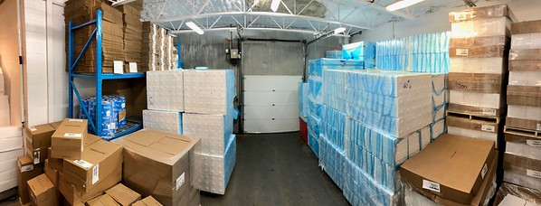 8A. South Bldg. Packaging Storage
