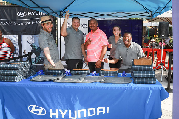Hyundai NAACP Concert 2019
