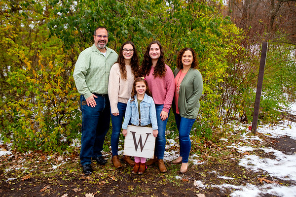 Weiland Family 10-20